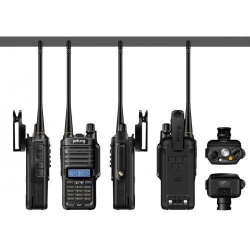 Radiotelefon t57 duobander ip67 marki Baofeng