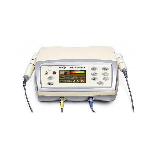 Aparat do ultradźwięków i laseroterapii solatronic sl-3 marki Eie otwock
