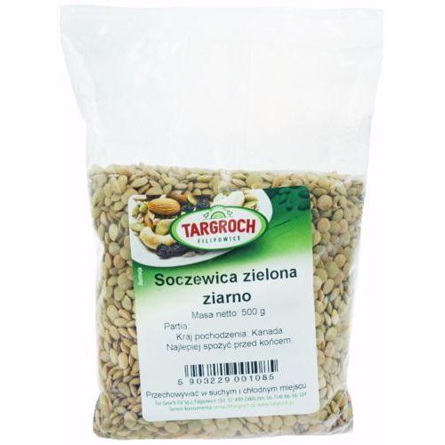 Targroch Soczewica zielona ziarno 500g (5903229001085)