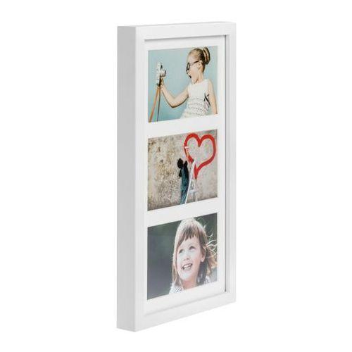 Galeria na zdjęcia Simple 3 x (10 x 15 cm) biała (5908249227477)