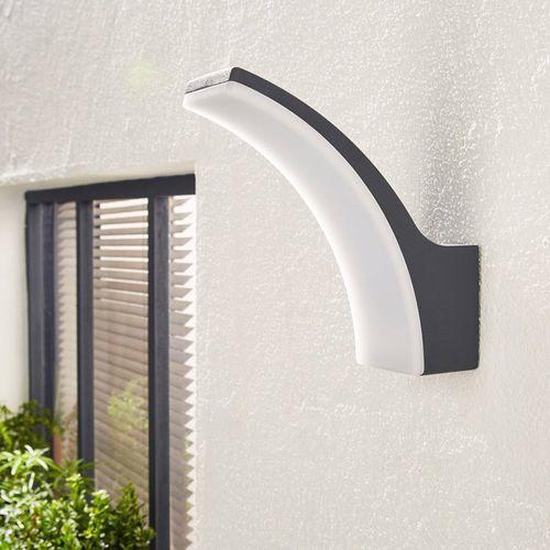 LAKKO - Applique d'extérieur LED Aluminium H22cm- (3276000324195)