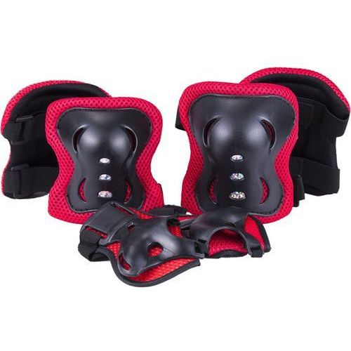 Goclever Knee, elbow and wrist potector, size m, red