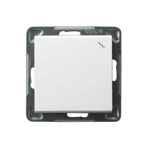 Łącznik schodowy Biały - ŁP-3R/m/00 Sonata, ŁP-3R/M/00