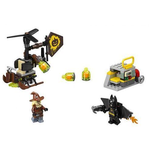 Lego THE MOVIE Strach na wróble i straszny pojedynek scarecrow fearful face-off - batman 70913