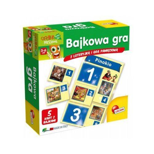 OKAZJA - Karotka bajkowa gra - darmowa dostawa od 199 zł!!! marki Liscianigiochi