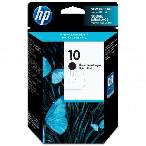HP oryginalny ink C4844A, No.10, black, 1400s, 69ml, HP DeskJet 2xxx, Business InkJet 2xxx, DesignJet 5xx, IHPC4844AXNG (6283542)