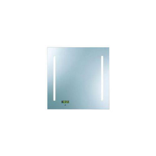 Lustro łazienkowe z oświetleniem wbudowanym READY 65 x 65 DUBIEL VITRUM (5905241905860)