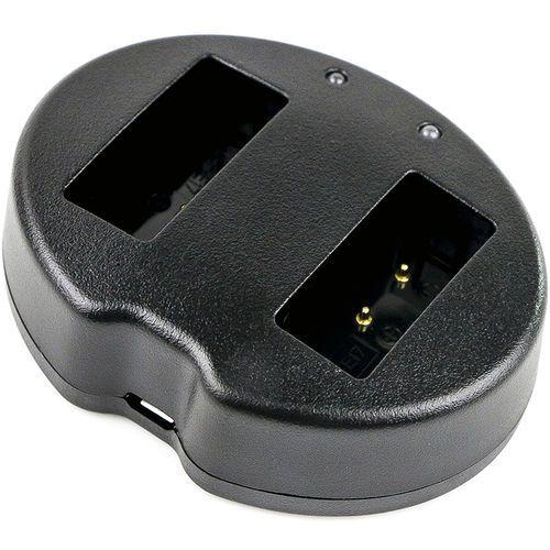 Canon EOS 200D / LC-E17 ładowarka USB DC 8.4V X 2 do LP-E17 (Cameron Sino), DF-LPE17UH