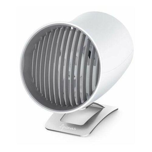 Spigen Wiatrak biurkowy tquens h911 desk fan white - biały (8809606429589)