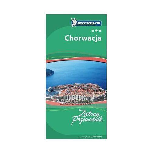 Michelin Chorwacja Zielony Przewodnik PROMOCJA!
