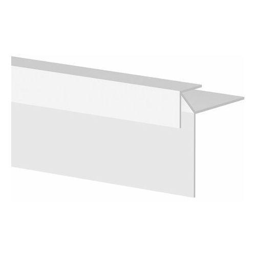 Listwa boazeryjna kątowa VOX B1 zewnętrzna 2,7 m biała (5905952244029)