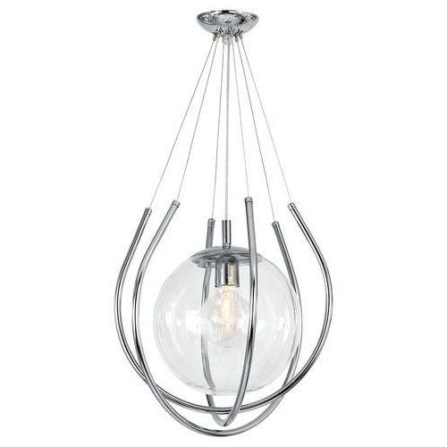 Aldex From d39 lampa wisząca 1-punktowa chrom 871g4/k /czarna 871g1/k