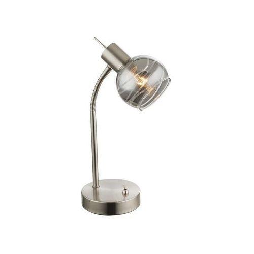 GLOBO 54348-1T ROMAN Lampa biurkowa 1xE14 LED 4W, 54348-1T