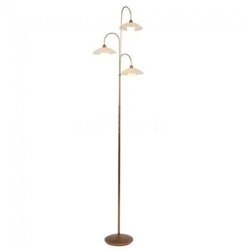 Steinhauer aleppo lampa stojąca led brązowy, 1-punktowy - klasyczny - obszar wewnętrzny - aleppo - czas dostawy: od 10-14 dni roboczych