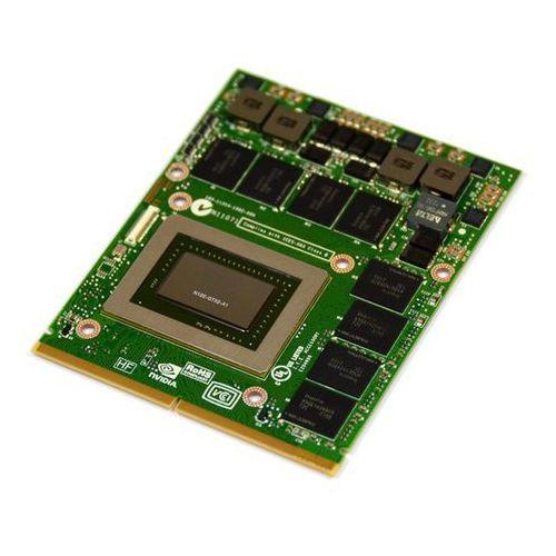 Karta Graficzna do laptopa Nvidia GTX 680m 4GB | N13E-GTX-A2