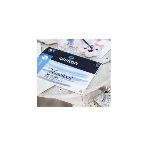 Canson Montval® papier akwarelowy 200 g 24x32 Fin 12 arkuszy