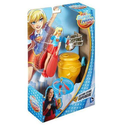 Mattel Dc super hero girls latająca superbohaterka ast. (0887961334302)