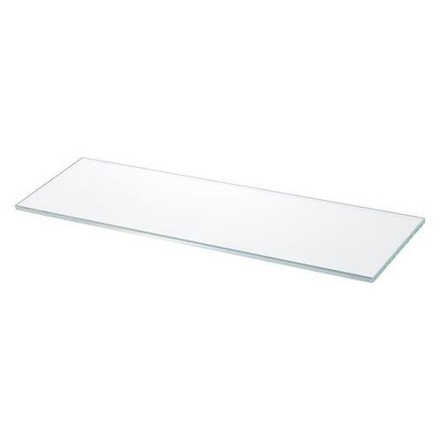 Goodhome Półka szklana imandra 27,5 x 11 cm