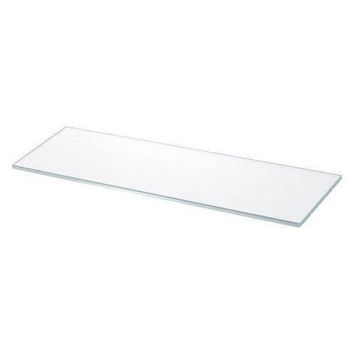 Półka szklana imandra 27,5 x 11 cm marki Goodhome