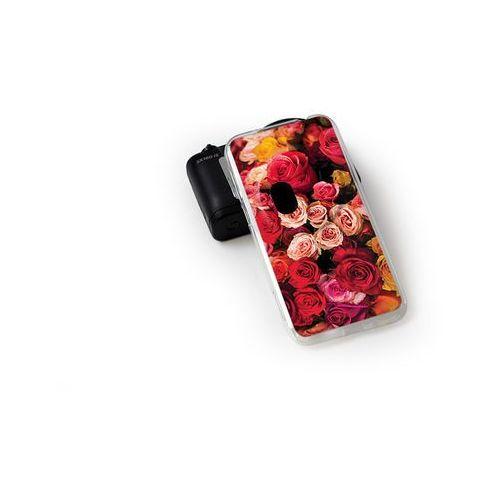 Etuo.pl Foto case - asus zenfone zoom - etui na telefon foto case - czerwone róże