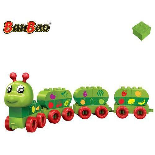 BanBao Klocki Young Ones Gąsieniczka zielona