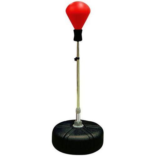 Avento gruszka bokserska dla dorosłych, czerwono-czarna