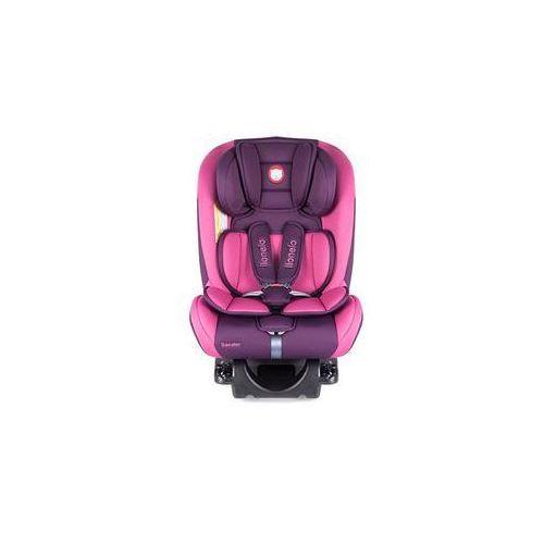Fotelik sander 0-36 kg + gratisy (violet) marki Lionelo