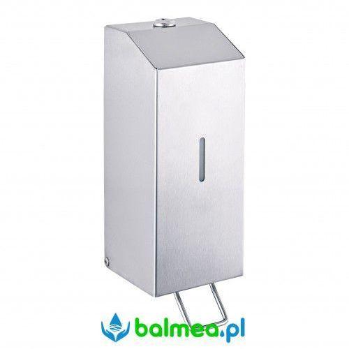 Dozownik mydła w płynie i środków dezynfekcyjnych 1l FANECO LAB, SA1001SHB
