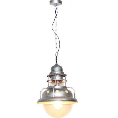 Globo Jaden Lampa Wisząca Srebrny, 1-punktowy - Vintage - Obszar wewnętrzny - Jaden - Czas dostawy: od 6-10 dni roboczych