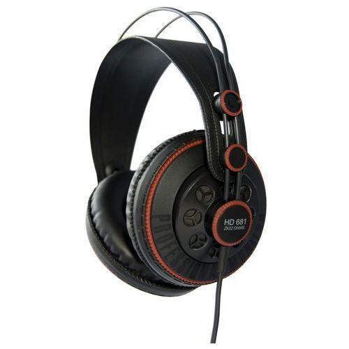 HD681 marki Superlux - słuchawki audio