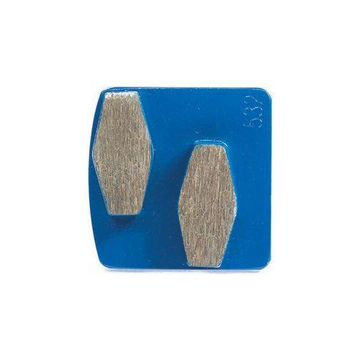Diamentowy segment szlifierski bauta double blue (zestaw) marki Scanmaskin
