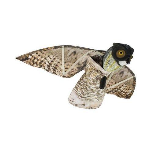 Dystrybutor - grekos Sowa w locie - odstraszacz ptaków 102cm