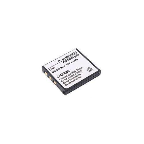 Akumulator cga-s004, dmw-bcb7 710 mah (panasonic) wyprodukowany przez Premium gold