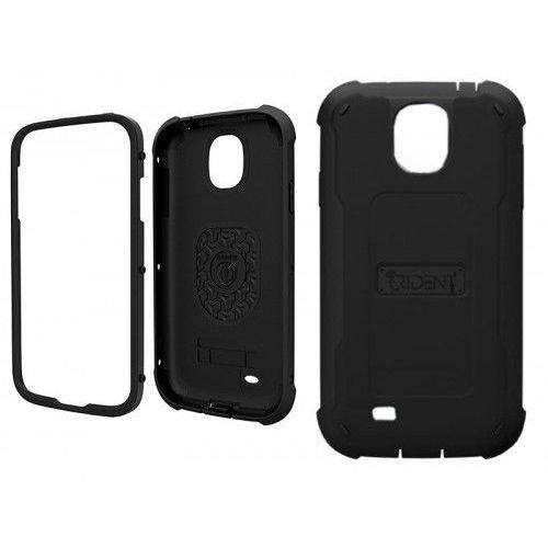 Trident Cyclops case for samsung i9500 s4 (black)