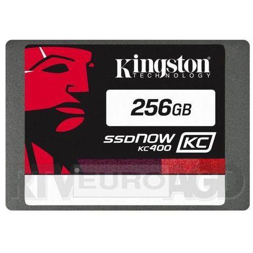 ssd kc400 256gb - produkt w magazynie - szybka wysyłka! marki Kingston