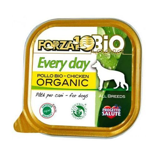 Forza10 Every Day Bio Chicken dla psa 300g kurczak organiczny DOSTAWA 24H! (8020245081017)