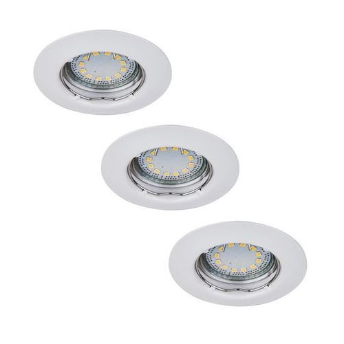 Rabalux 1046 - SET 3x LED oprawa LITE 3xGU10-LED/3W/230V (5998250310466)