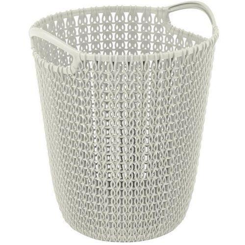 Curver Kosz 230093 knit 7 l kremowy + zamów z dostawą jutro!