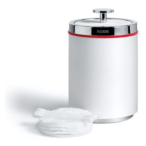 Pojemnik kosmetyczny mafalda biały marki Rode bath