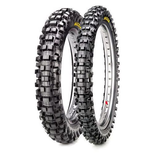MAXXIS M7304D Maxxcross Desert IT 80/100-21 51M NHS