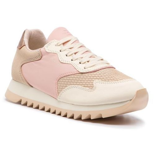 Sneakersy - lindsey 18533404 macadamia/ly. pink g577, Gant, 37-41