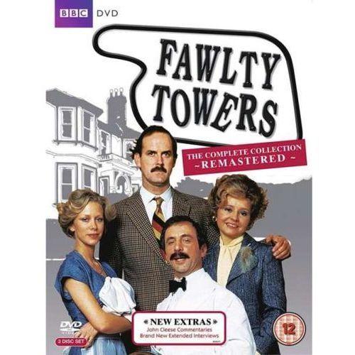 Fawlty Towers - Complete Fawlty Towers z kategorii Pozostałe filmy