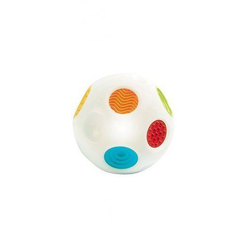 Sensoryczna tęczowa piłka marki B-kids