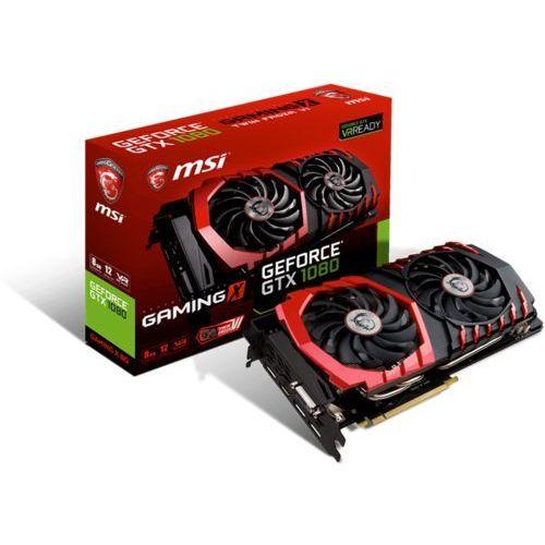 MSI GeForce GTX 1080 GAMING X 8GB GDDR5X, GTX 1080 GAMING X 8G