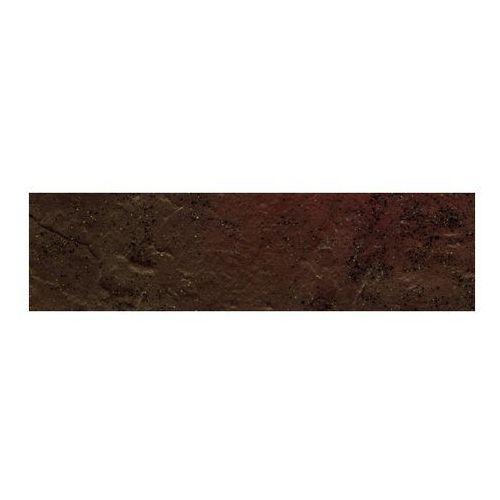 semir brown klinkier płytka elewacyjna 6,6x24,5 marki Paradyż