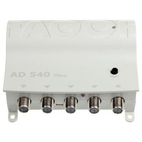 Corab Wzmacniacz antenowy fagor ad540 plus 1wej.+4wyj (8432589364266)