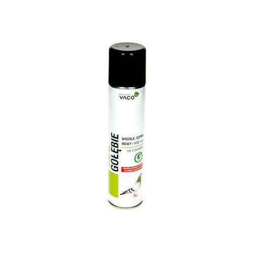 Spray na gołębie Vaco. Odstraszacz ptaków w sprayu. (5901821957496)