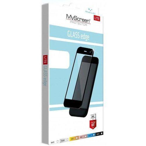Szkło hartowane MYSCREEN Protector Lite Glass Edge do Nokia 2.1 Czarny + Zamów z DOSTAWĄ JUTRO!