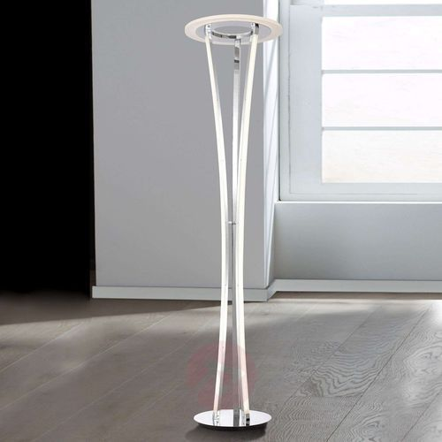 Wofi Lampa podłogowa LED SEATTLE 4lmp, 1x35W, 2400lm / 3x25W, 1600lm (3705.04.01.0000) Darmowy odbiór w 21 miastach!
