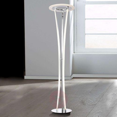Wofi Lampa podłogowa LED SEATTLE 4lmp, 1x35W, 2400lm / 3x25W, 1600lm (3705.04.01.0000) Darmowy odbiór w 21 miastach! (4003474301686)